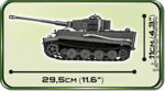 COBI WW2 2538 - Panzerkampfwagen VI Tiger Ausf.E