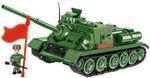 COBI WW2 2541 - SU100 Tankdestroyer