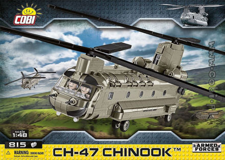 Cobi 5807 CH-47 Chinook Armed forces