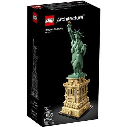 LEGO Architecture 21042 Frihedsgudinden