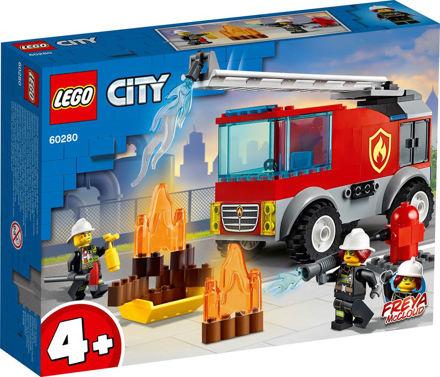 LEGO City 60280 Brandvæsnets stigevogn