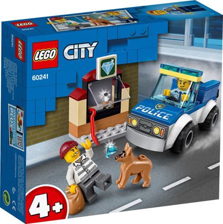 LEGO City 60241 Hundepatrulje