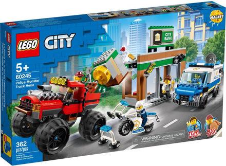 LEGO City 60245 Monstertruck-kup