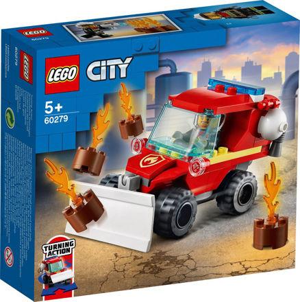 LEGO City 60279 Brandslukningsbil