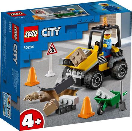 LEGO City 60284 Vejarbejdsvogn
