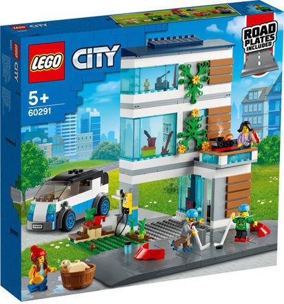 LEGO City 60291 Familiehus