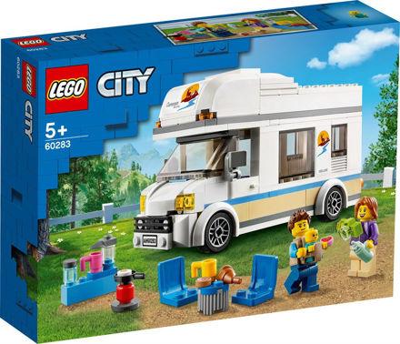 LEGO City 60283 Ferie-autocamper