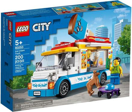 LEGO City 60253 Isvogn