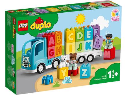 LEGO DUPLO 10915 Alfabetvogn