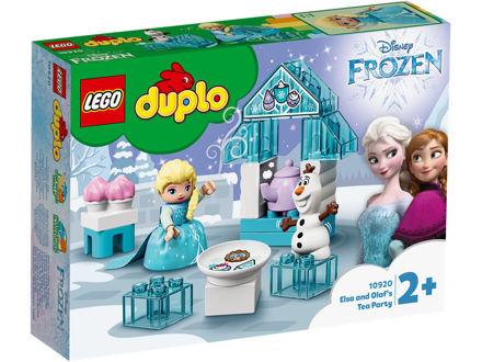 LEGO DUPLO 10920 Elsa og Olafs teselskab