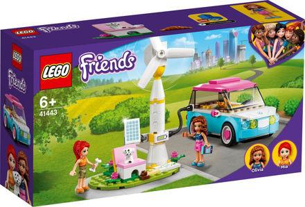 LEGO Friends 41443 Olivias elbil