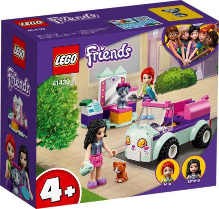 LEGO Friends 41439 Katteplejebil