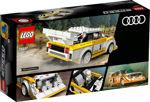 LEGO Speed Champions 76897 '1985' Audi Sport quattro S1