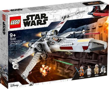 LEGO Star Wars 75301 Luke Skywalkers X-wing-jager