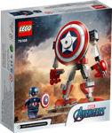LEGO Marvel Super Heroes 76168 Captain Americas kamprobot