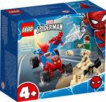 LEGO Marvel Super Heroes 76172 Spider-Man og Sandmans opgør
