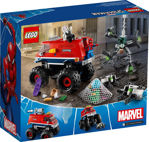LEGO Marvel Super Heroes 76174 Spider-Mans monstertruck mod Mysterio