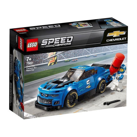 LEGO Speed Champions 75891 Chevrolet Camaro ZL1-racerbil