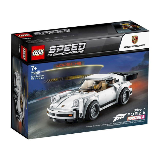 LEGO Speed Champions 75895 '1974' Porsche 911 Turbo 3.0