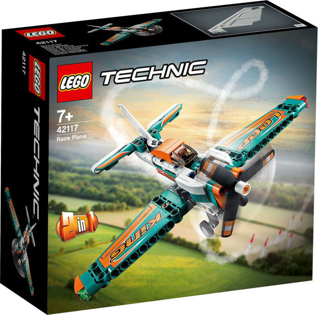 LEGO Technic 42117 Konkurrencefly
