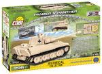 WWII COBI-2704 Panzer V Panther