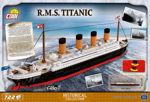 Cobi 1929 - RMS Titanic 722 bygeklodser