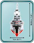 COBI WW2 4823 - Prinz Eugen