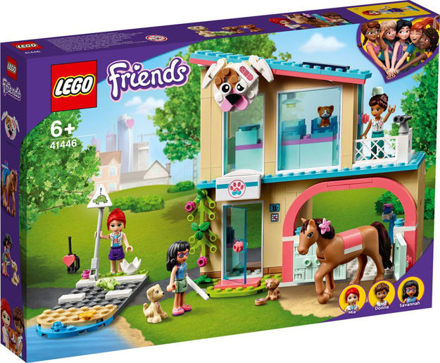LEGO Friends 41446 Heartlake dyrlægeklinik