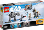 LEGO Star Wars 75298 AT-AT mod tauntaun Microfighters
