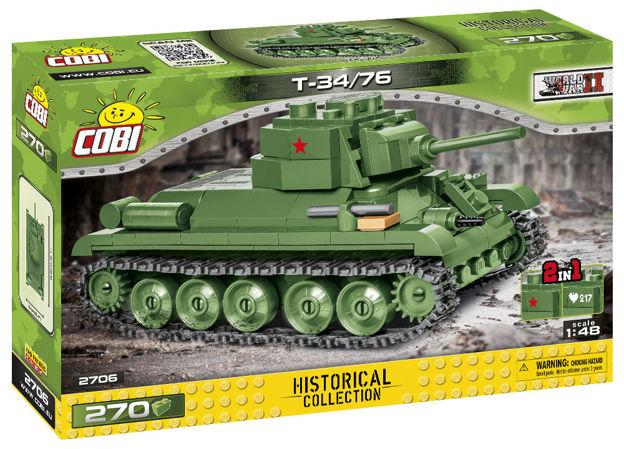 WWII COBI-2706 T-34/76