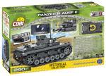 WWII COBI-2707 Panzer III Ausf. E.