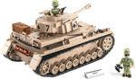 COBI WW2 2546 - Panzerkampfwagen IV Ausf.G DAK