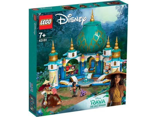 LEGO Disney 43181 Raya og hjertepaladset