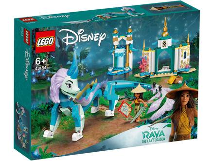 LEGO Disney 43184 Raya og dragen Sisu