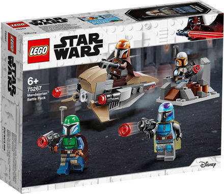 LEGO Star Wars 75267 Mandalorianeren Battle Pack
