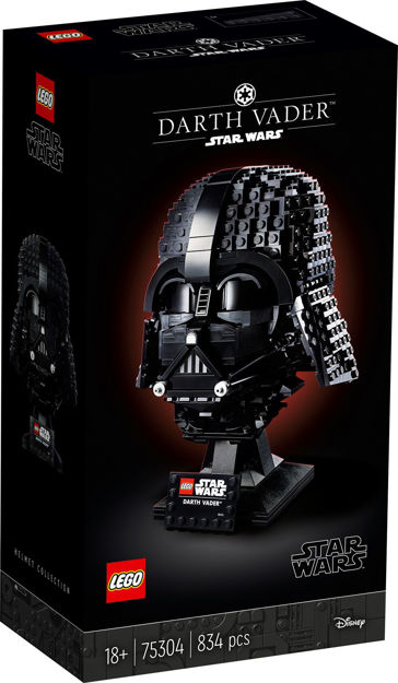 LEGO Star Wars 75304 Darth Vaders hjelm