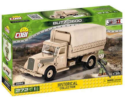 COBI WW2 2254 - Opel Blitz 3600DAK