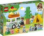 LEGO DUPLO 10946 Familie på campingeventyr