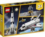 LEGO Creator 31117 Rumfærge-eventyr