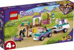 LEGO Friends 41441 Hestetræning og trailer