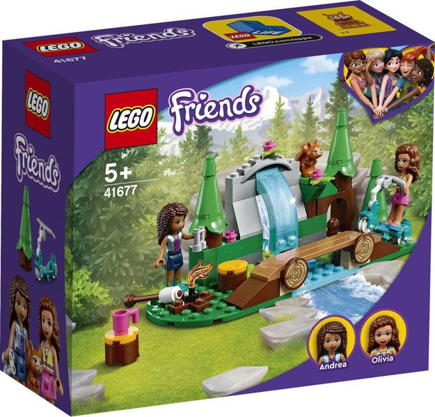 LEGO Friends 41677 Skov-vandfald
