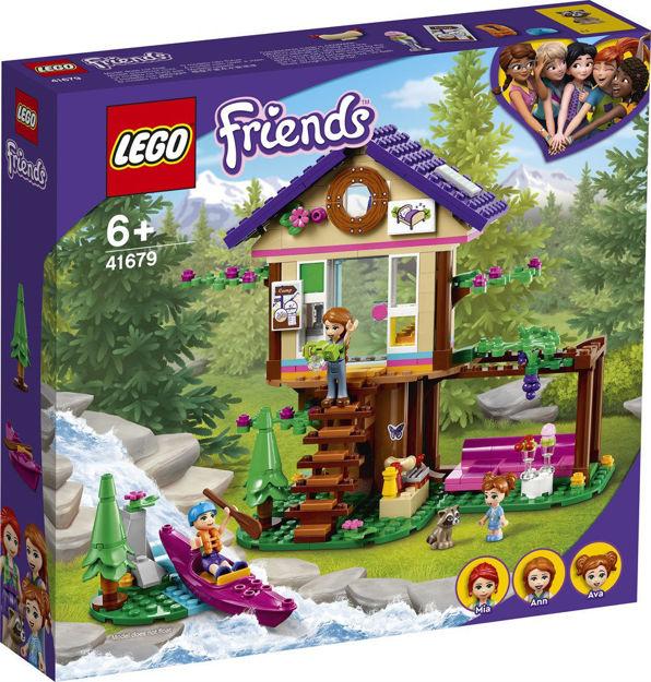 LEGO Friends 41679 Skovhus