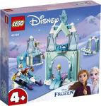LEGO Disney 43194 Anna og Elsas Frost-vinterland