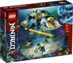 LEGO Ninjago 71750 Lloyds hydro-robot