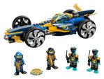 LEGO Ninjago 71752 Ninja-undervandsspeeder