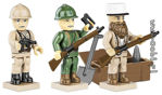 Cobi Small Army WW2 2037 - French Armed Forces