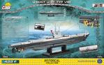 COBI WW2 4828 U-Boot U-47(type VII B)
