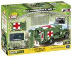 Cobi WW2 2257- Dodge WC-54 Ambulance