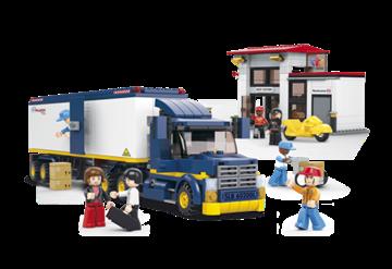 Lastbil, Sluban Truck M38-B0318