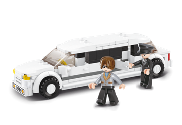 Limousine,Sluban Limousine M38-B0323
